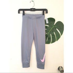 Nike leggings gray long pants